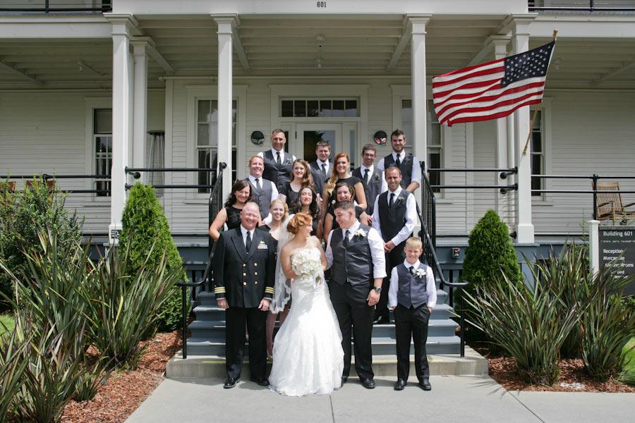 Cavallo Point Wedding Photos