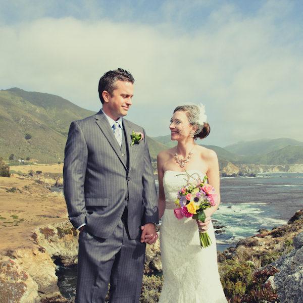 Nikki + Brian: Rocky Point Carmel Wedding Santa Cruz Photographer