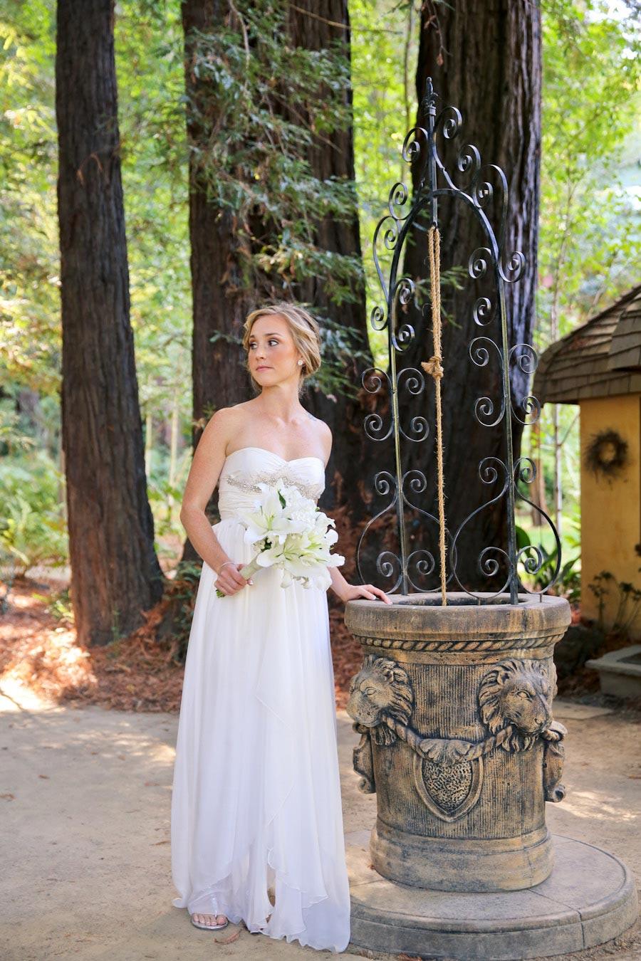 Nestldown Redwood Wedding Santa Cruz Photographer