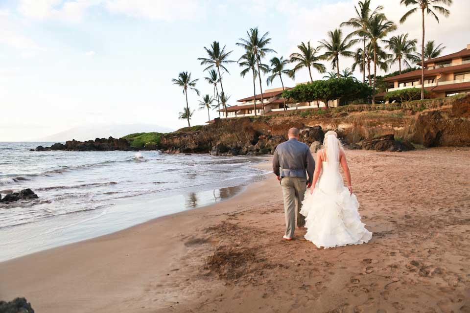 Gannon's Maui Wedding Santa Cruz Photographer