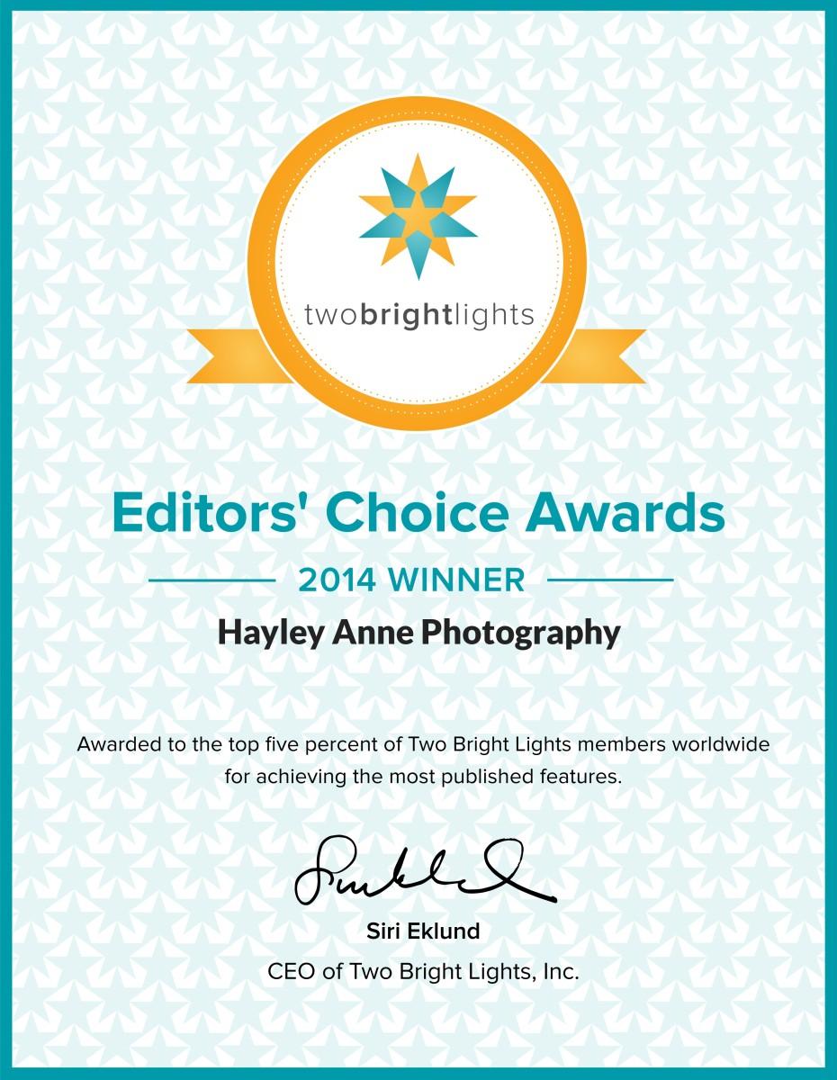 award2014certificate