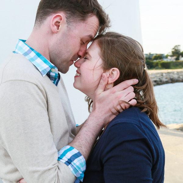 Danielle + Don: Engagement Seabright Santa Cruz Wedding Photography