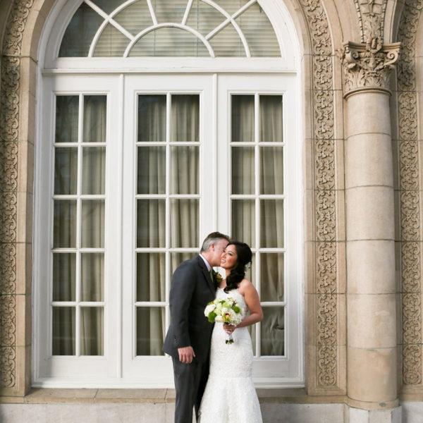 Jennifer + Shawn: Sainte Claire San Jose Wedding Photographer