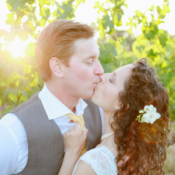 Pea + Roo: Sonoma Wedding Photography