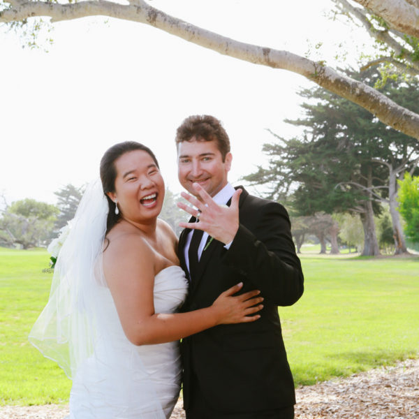 Connie + Ryan: Hyatt Regency Monterey Wedding Photography Santa Cruz Wedding Photography
