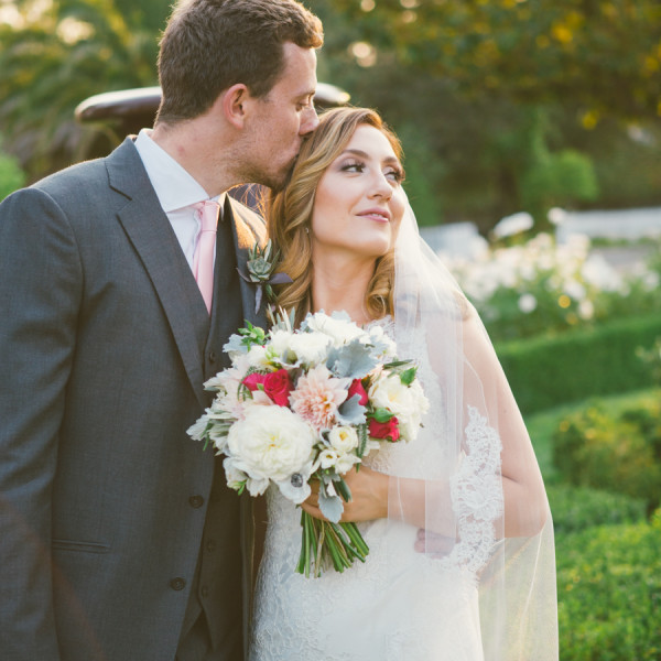 Cristina + Charlie: General's Daughter Sonoma Wedding Photography