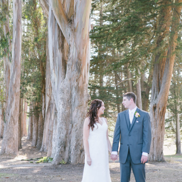 Jennifer + Andrew: Seascape Golf Course Santa Cruz Wedding Photographer