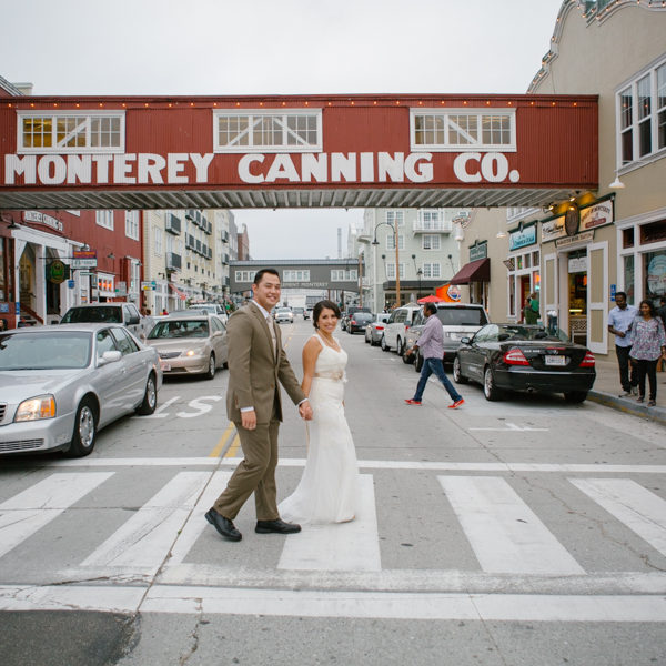 Jennifer + Michael: Sardine Factory Monterey Wedding Photography