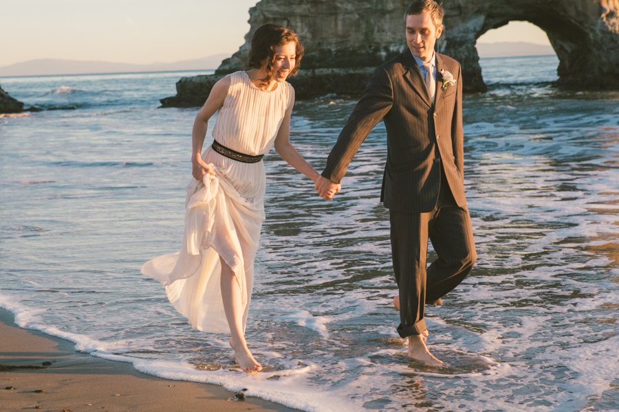 santa cruz wedding photography