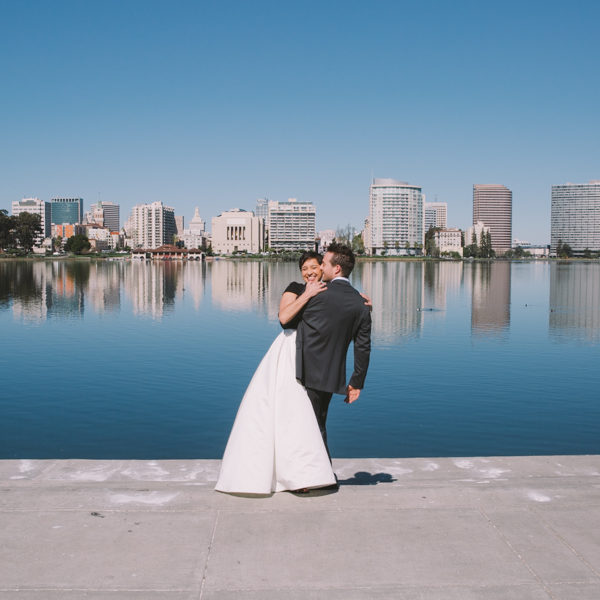 Stephanie + Wolfgang: Oakland Bay Area Wedding Photography