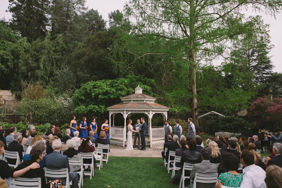 Marin Art And Garden Center Wedding Photography