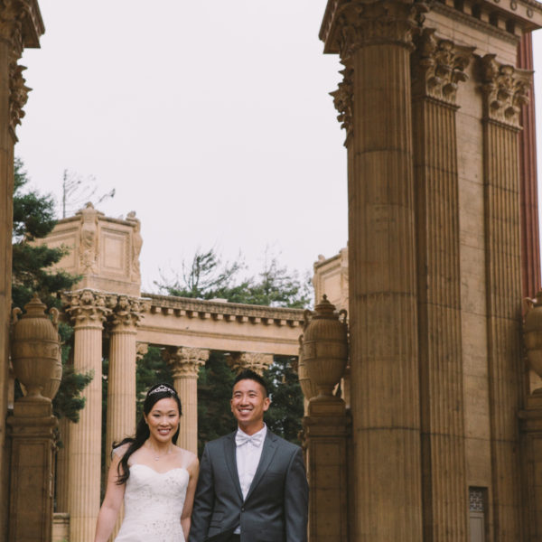Angel + Peter: San Francisco Wedding Photographer