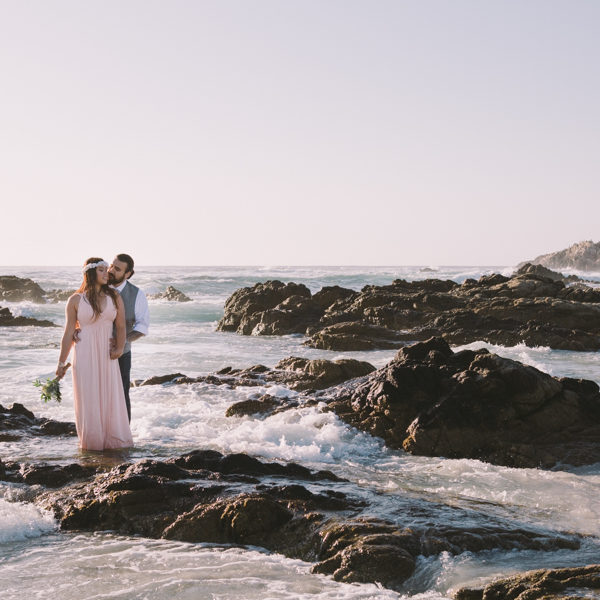 Belinda + Daniel: Pebble Beach Elopement Photography