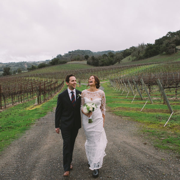 Becky + Scott: Sonoma Wedding Photographer
