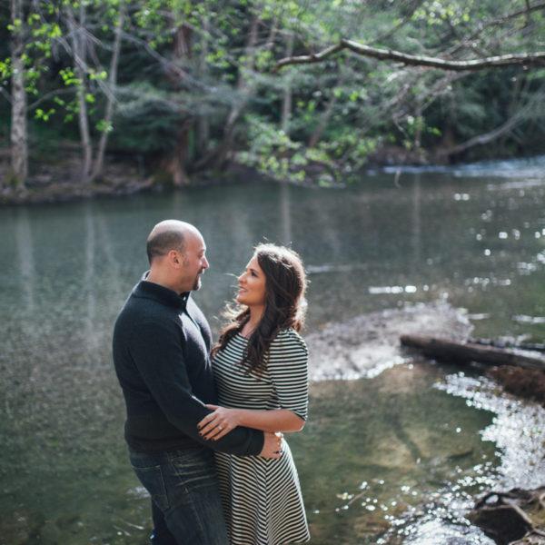 Jessica + Eike: Engagement Photography Big Sur