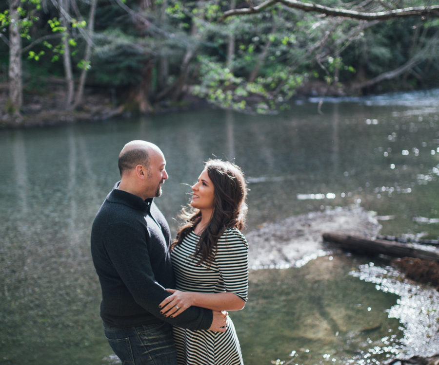 Jessica + Eike: Engagement Photography Big Sur