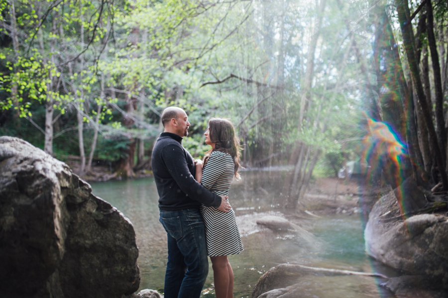 engagement photographer big sur