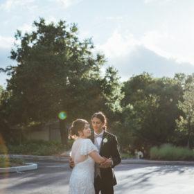 quadras conference center wedding photography