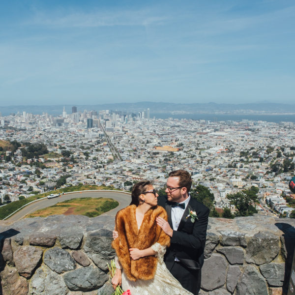Alessandra + Brian: San Francisco Wedding Photographer