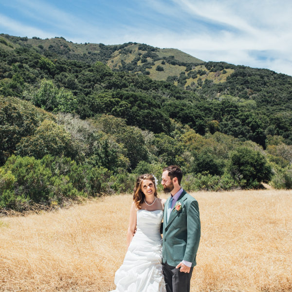 Carissa + TJ: Carmel Valley Wedding Photographer