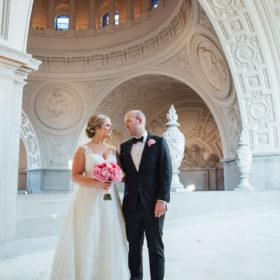 sf city hall wedding