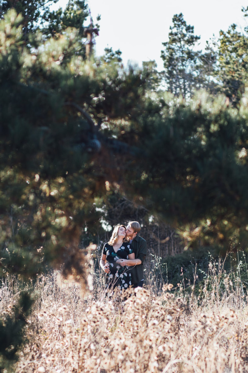 bolinas engagement photographer