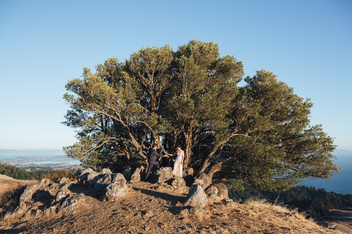 mt tamalpais elopement photography (64)