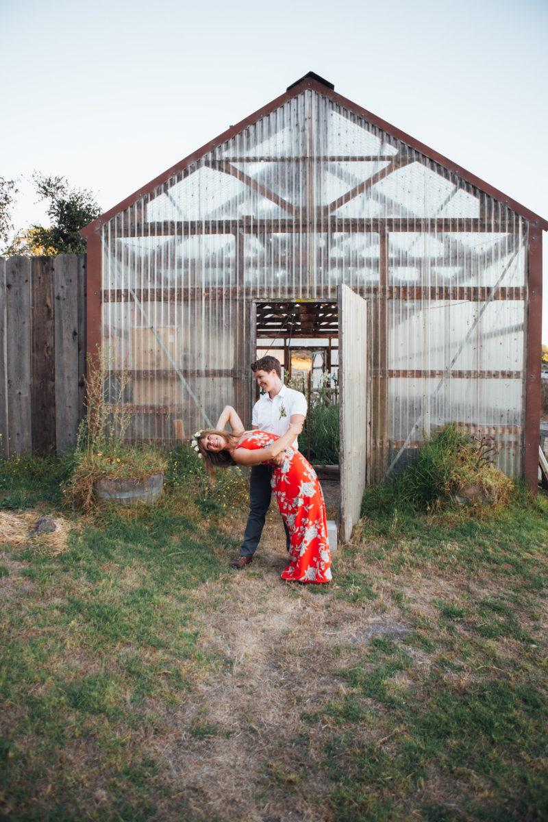pescadero wedding photography