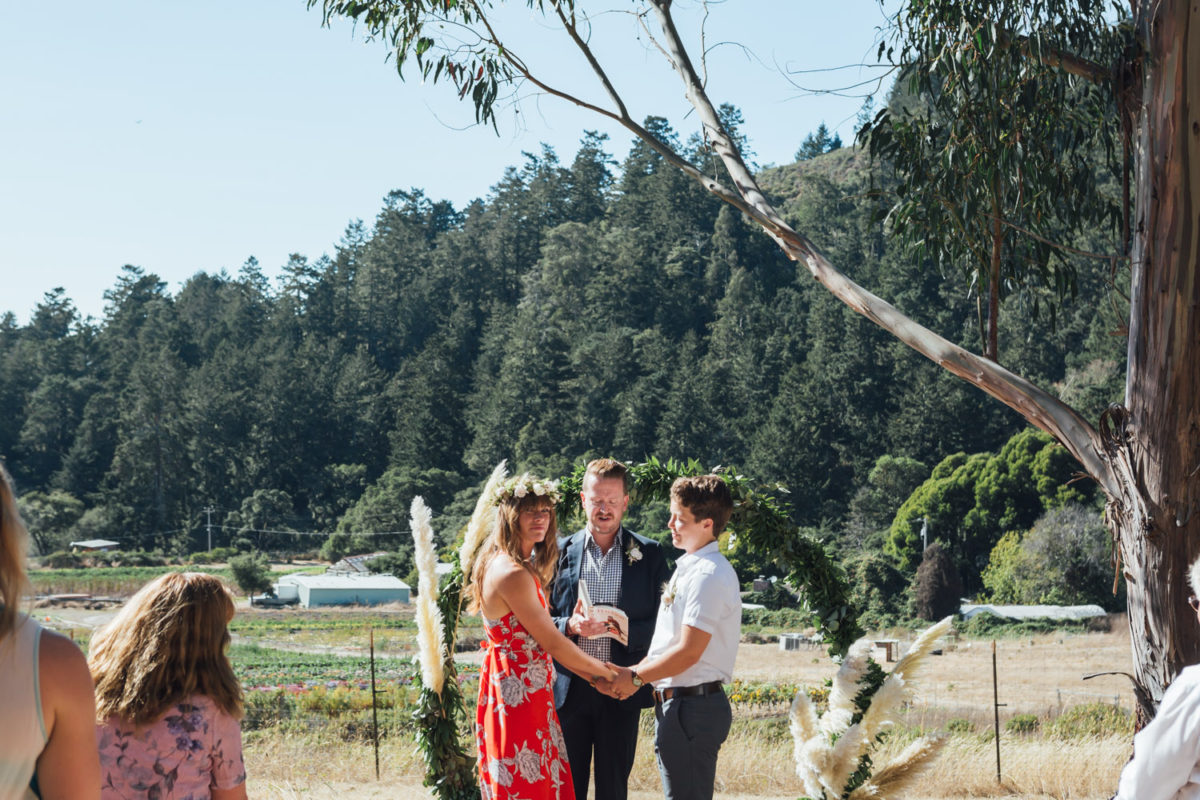 pescadero wedding photography