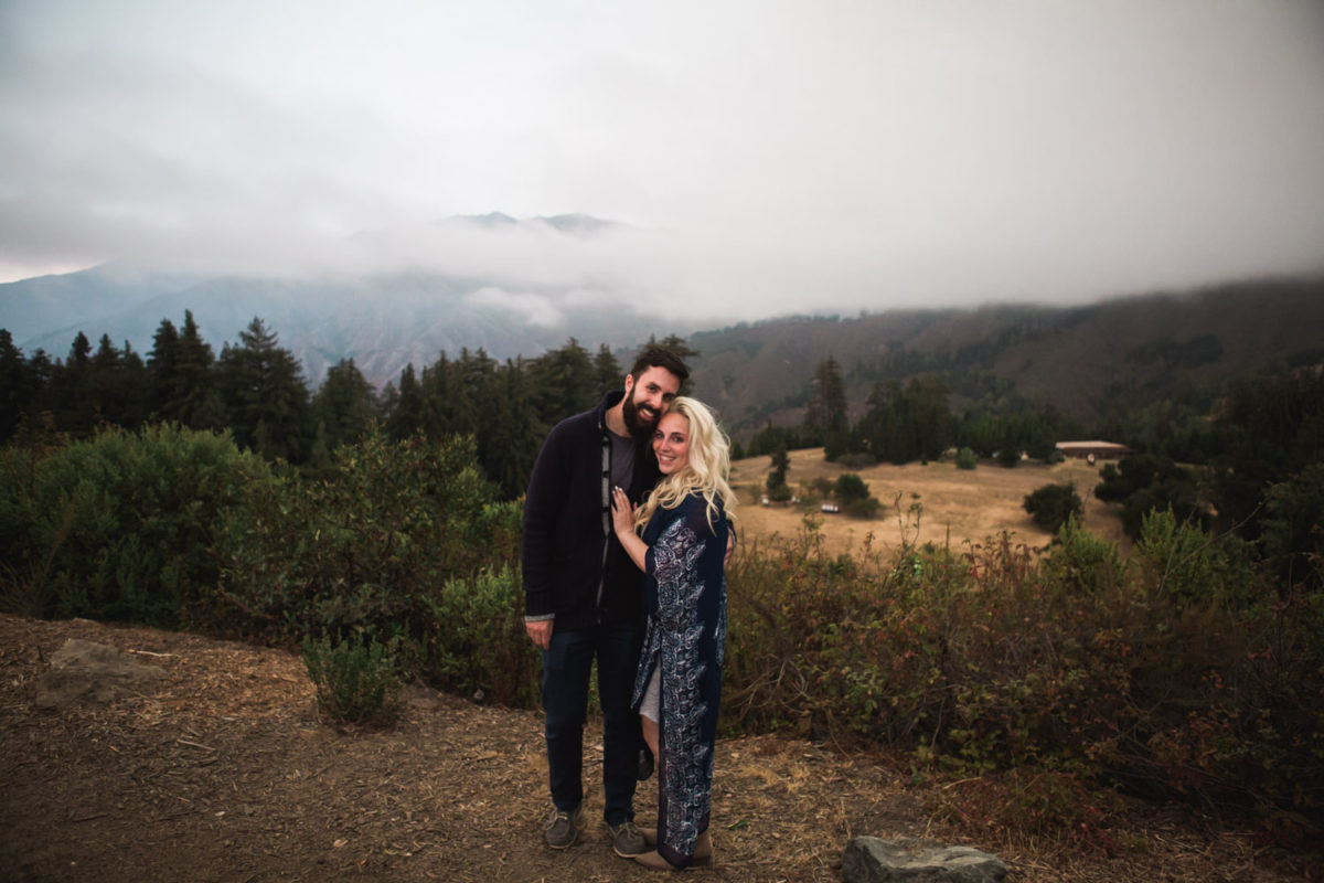 proposal photography post ranch inn