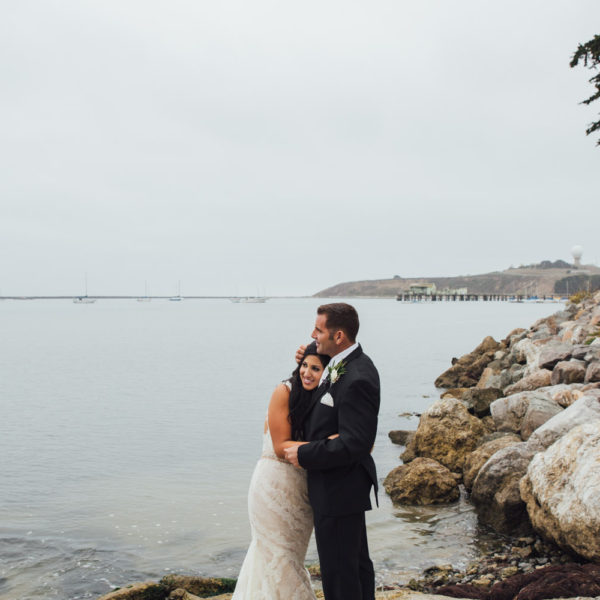 Christina + Steve: Half Moon Bay Wedding Photography