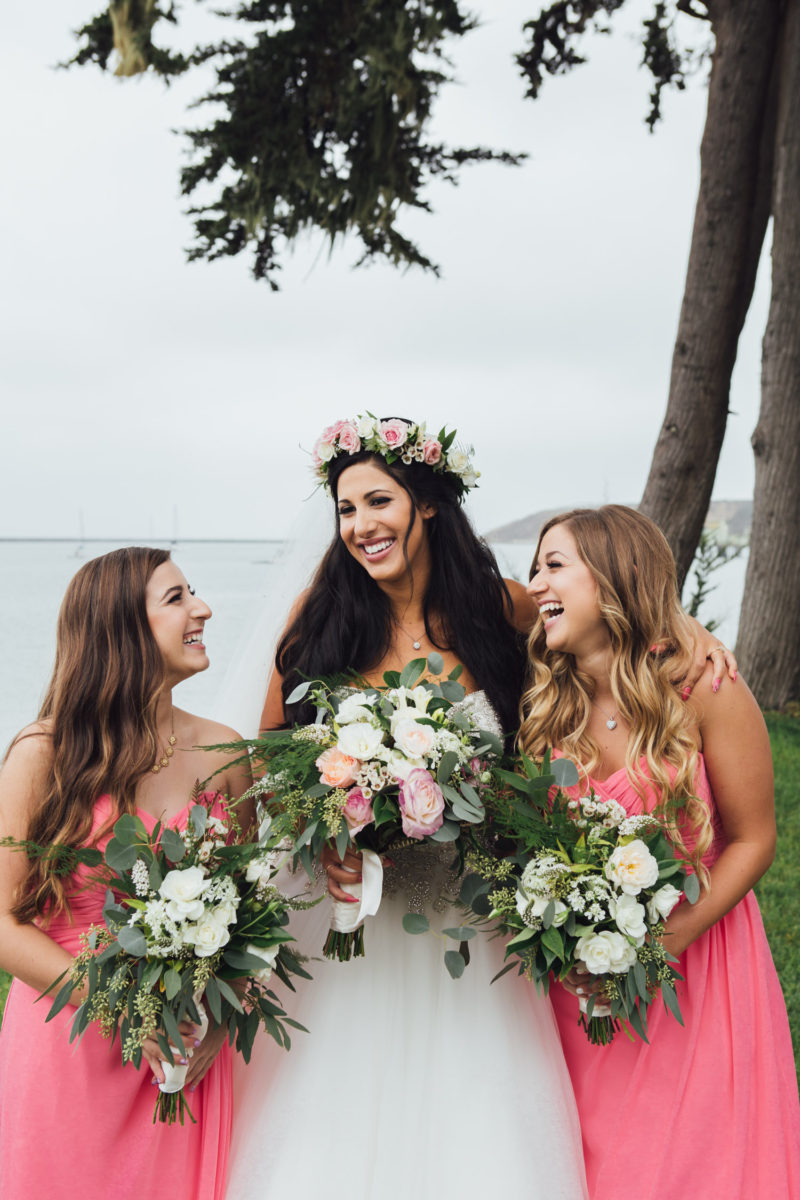 wedding photography half moon bay