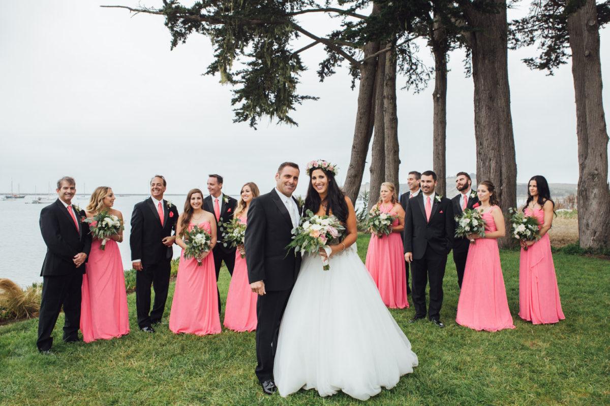 wedding photography half moon bay