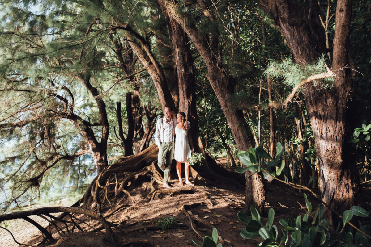 kauai elopement photography