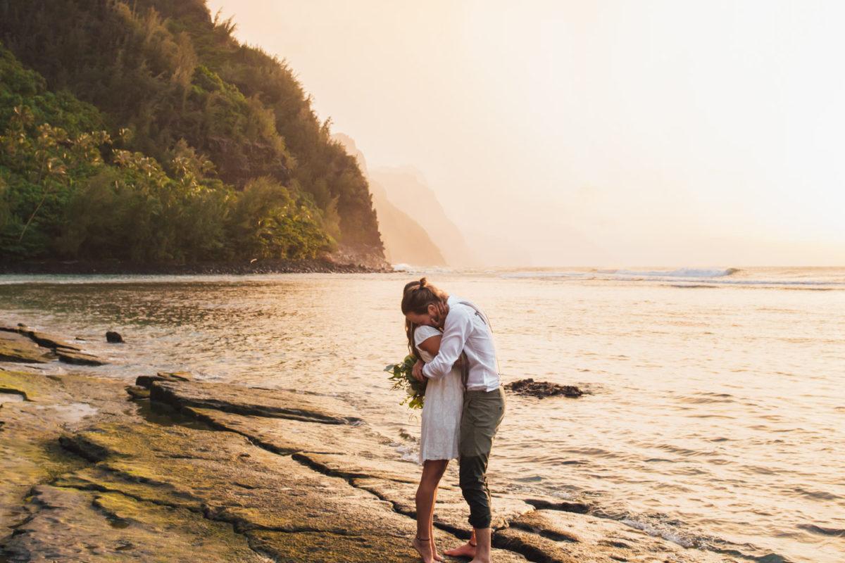 kauai elopement photography
