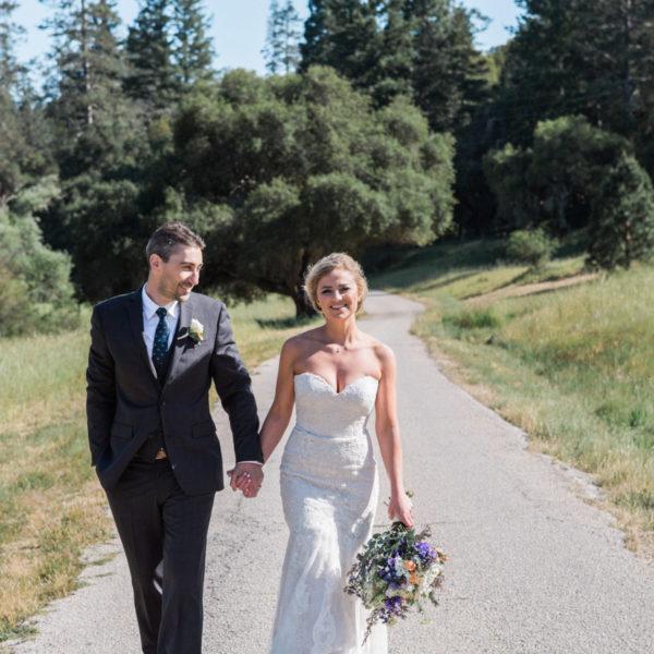 Leslee + Nick: Quail Hollow Ranch Santa Cruz Wedding Photographer