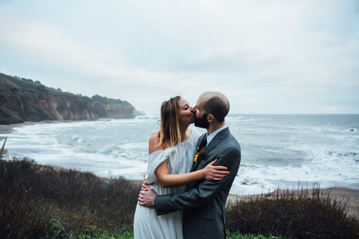 santa cruz elopement