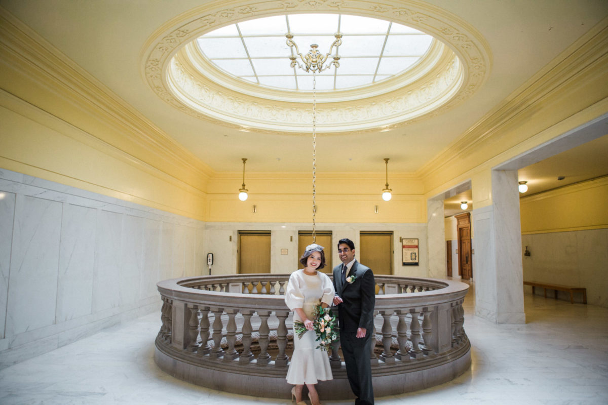 sf city hall elopement
