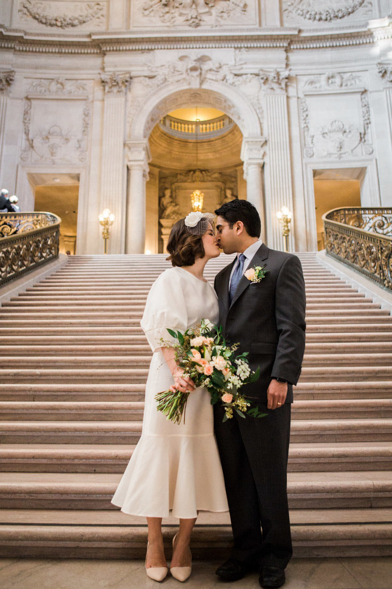 Every Single City Hall Elopement Is Amazing And This One Was Of My Favorites Congrats You Guys Sf