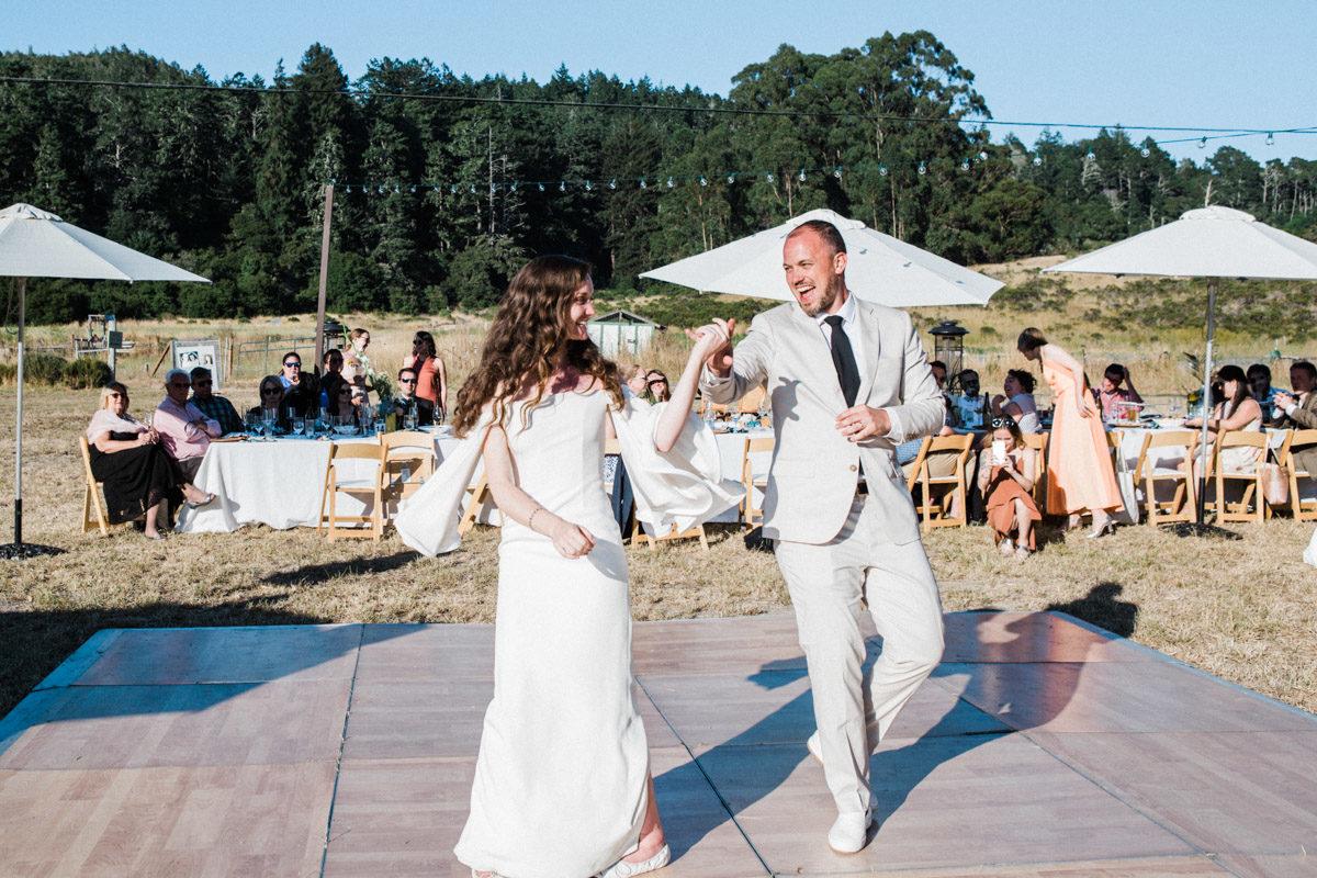 slowcoast wedding