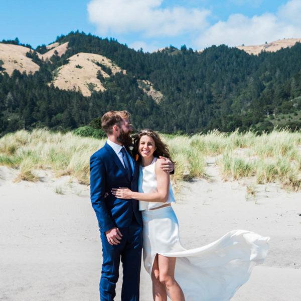 Alison + Evan: Stinson Beach Wedding