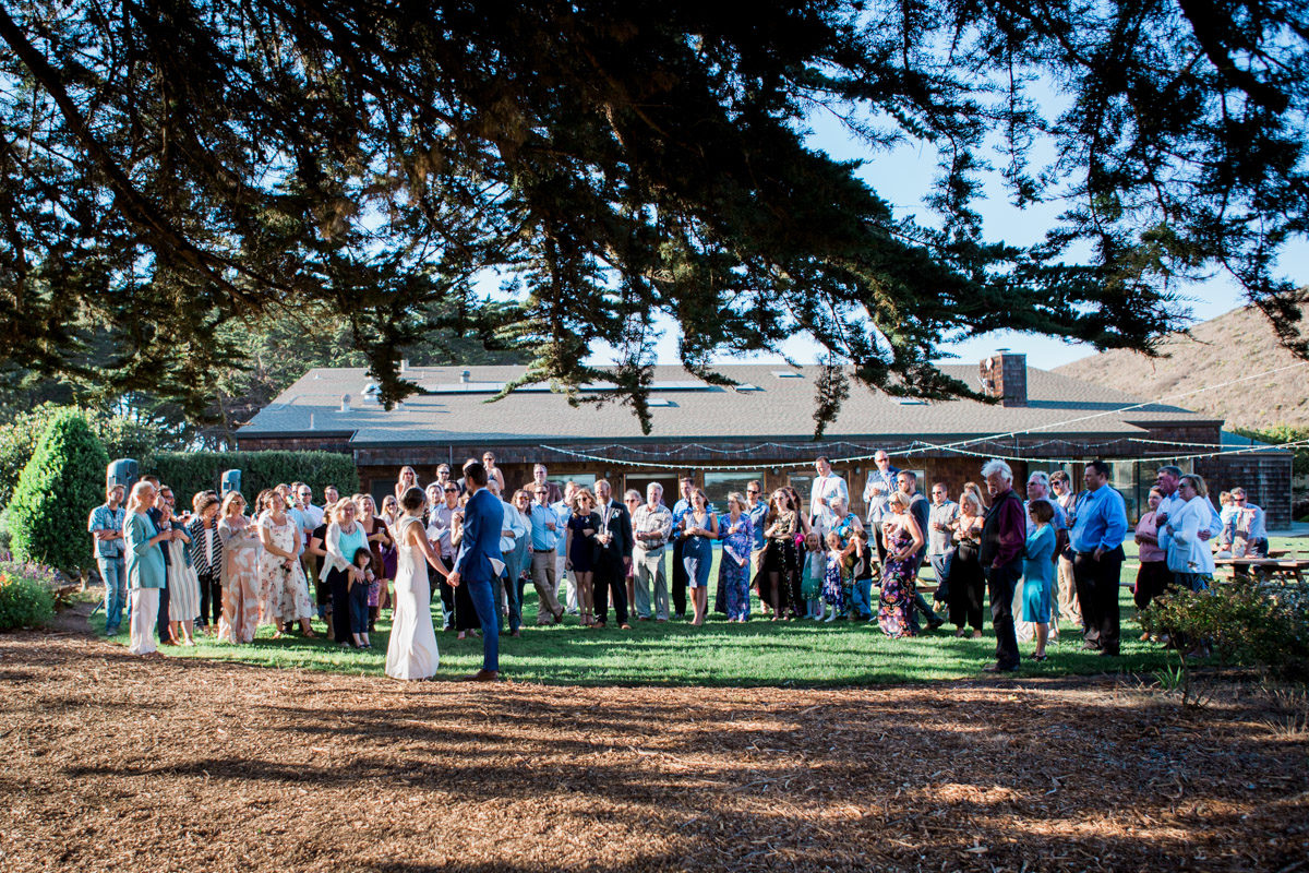 pajaro dunes santa cruz wedding photographer