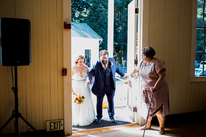 aptos valencia hall santa cruz wedding photographer