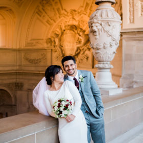 sf city hall wedding photography