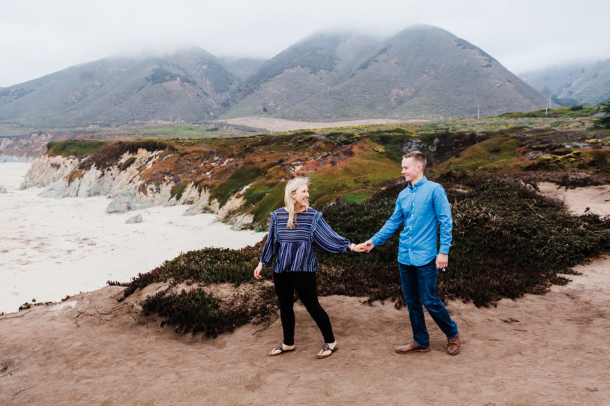 big sur proposal