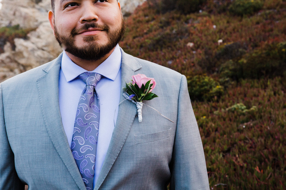 santa cruz wedding photographer big sur