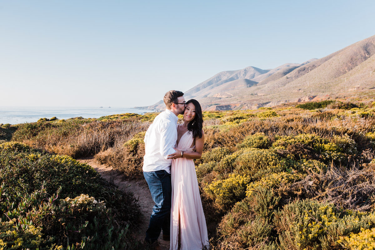santa cruz wedding photography big sur engagement