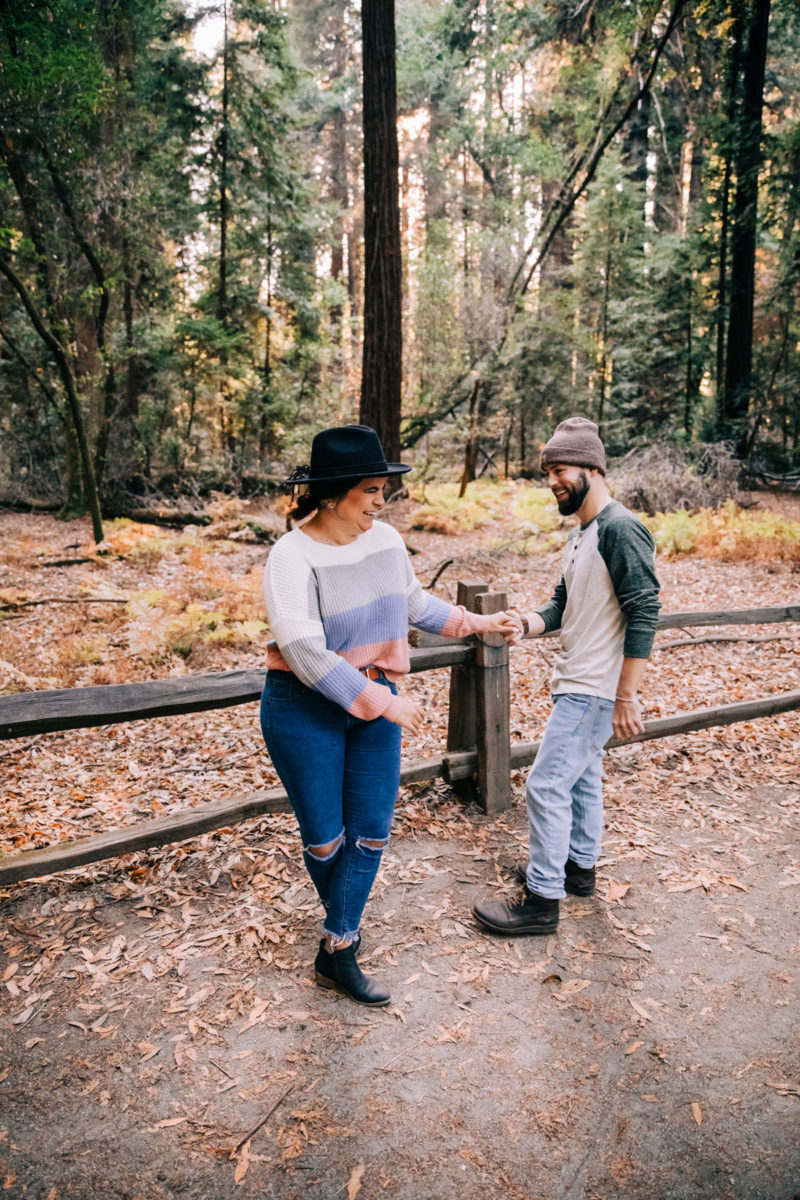 redwoods photography